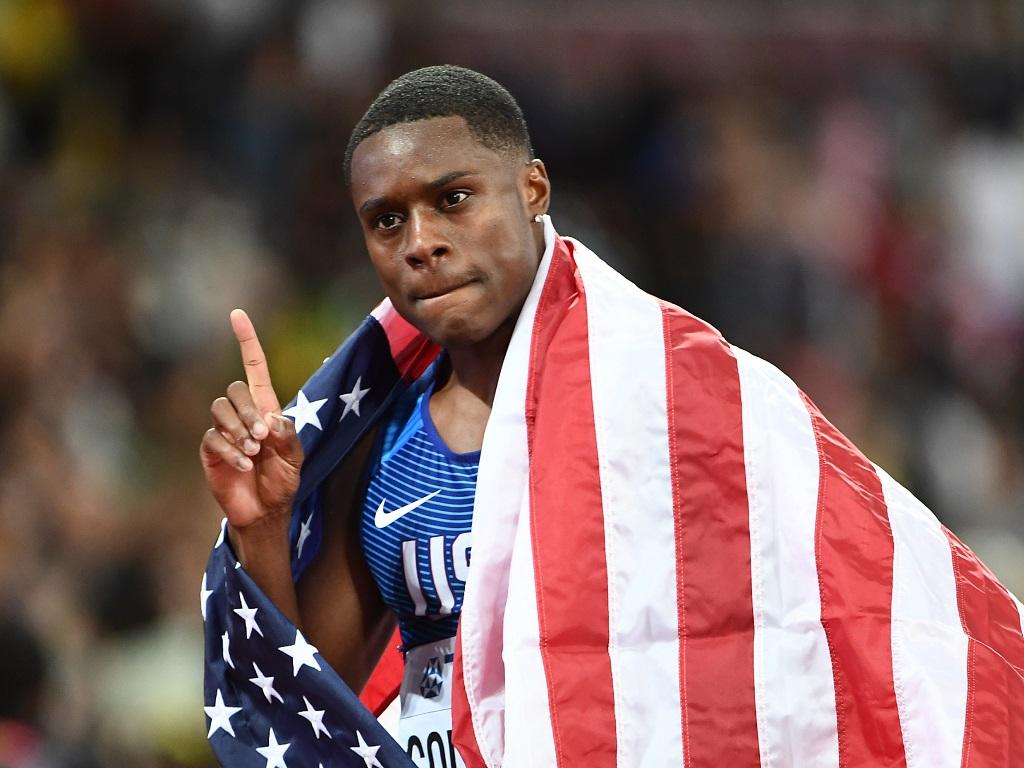Record du monde du 60 mètres pour Coleman