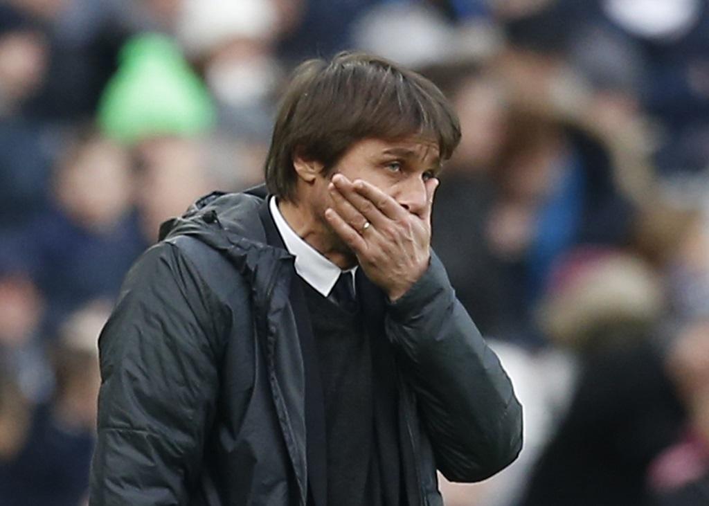 Conte a vu le meilleur de — Chelsea