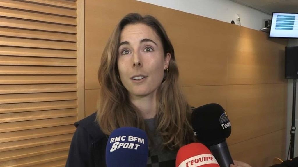 Caroline Garcia rejoint Alizé Cornet en huitièmes de finale