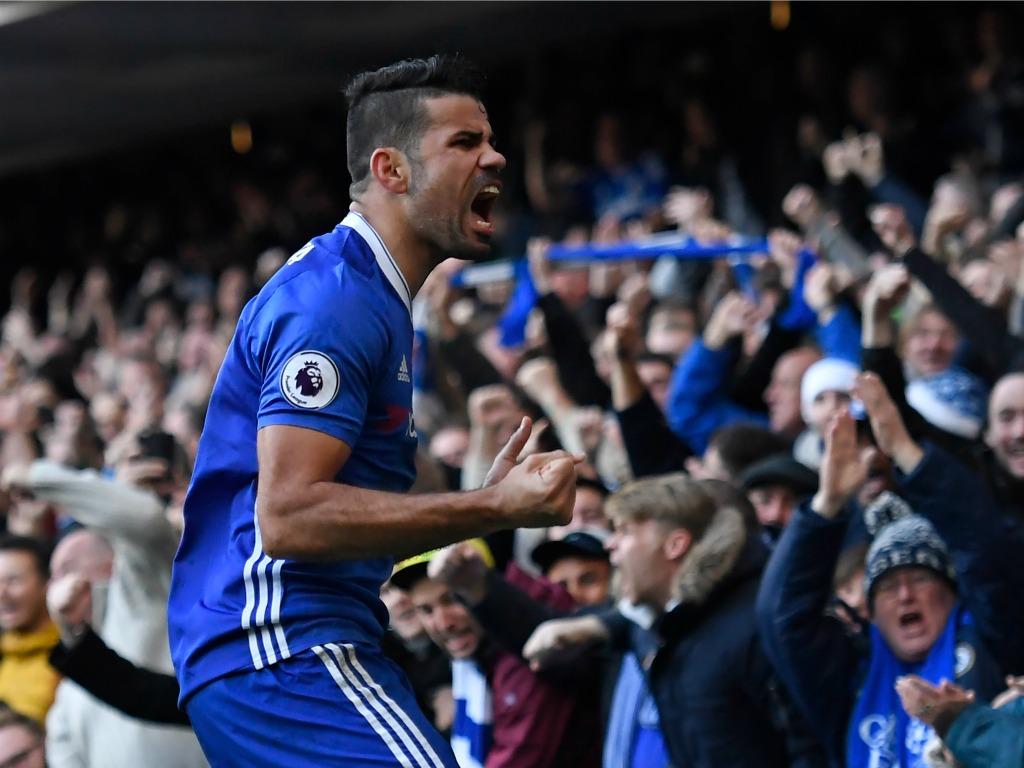 Diego Costa met Chelsea au chaud avant le Boxing Day — Premier League