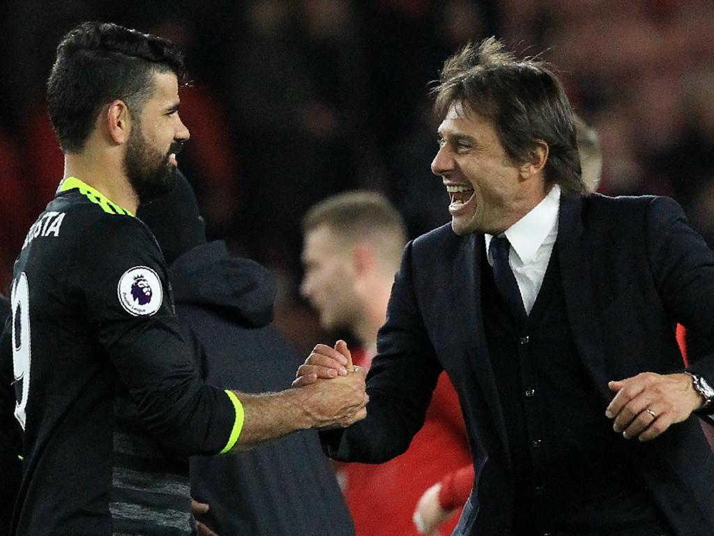 Costa mis à l'écart — Chelsea