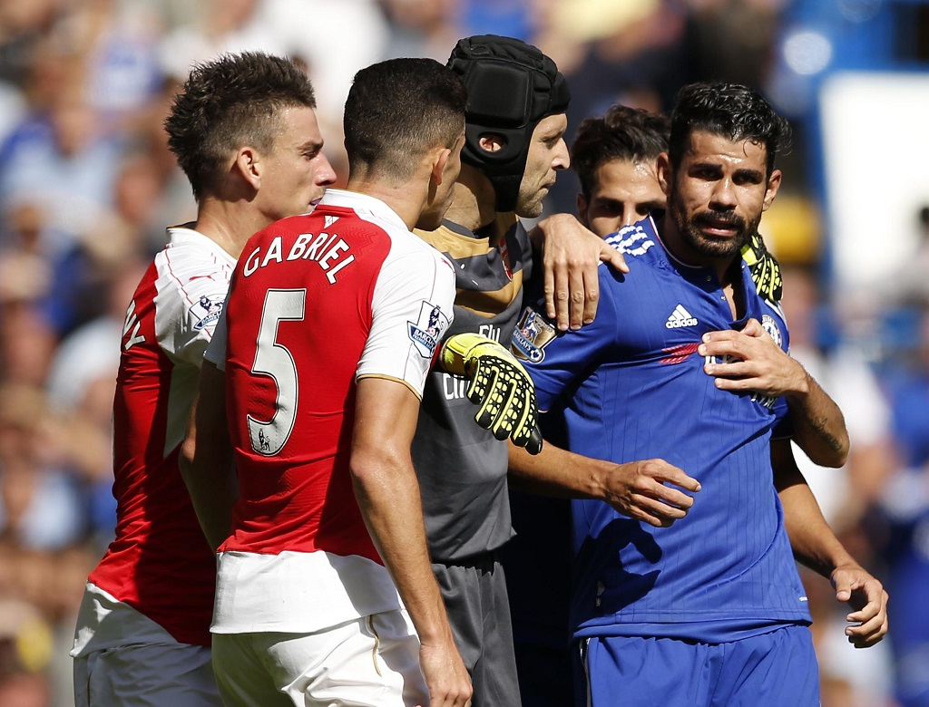 Arsenal Atletico Tv
