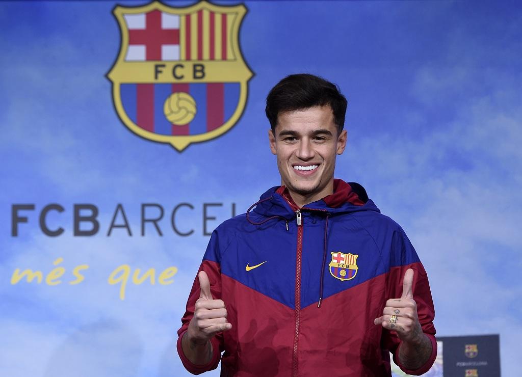 Le salaire de Philippe Coutinho au FC Barcelone