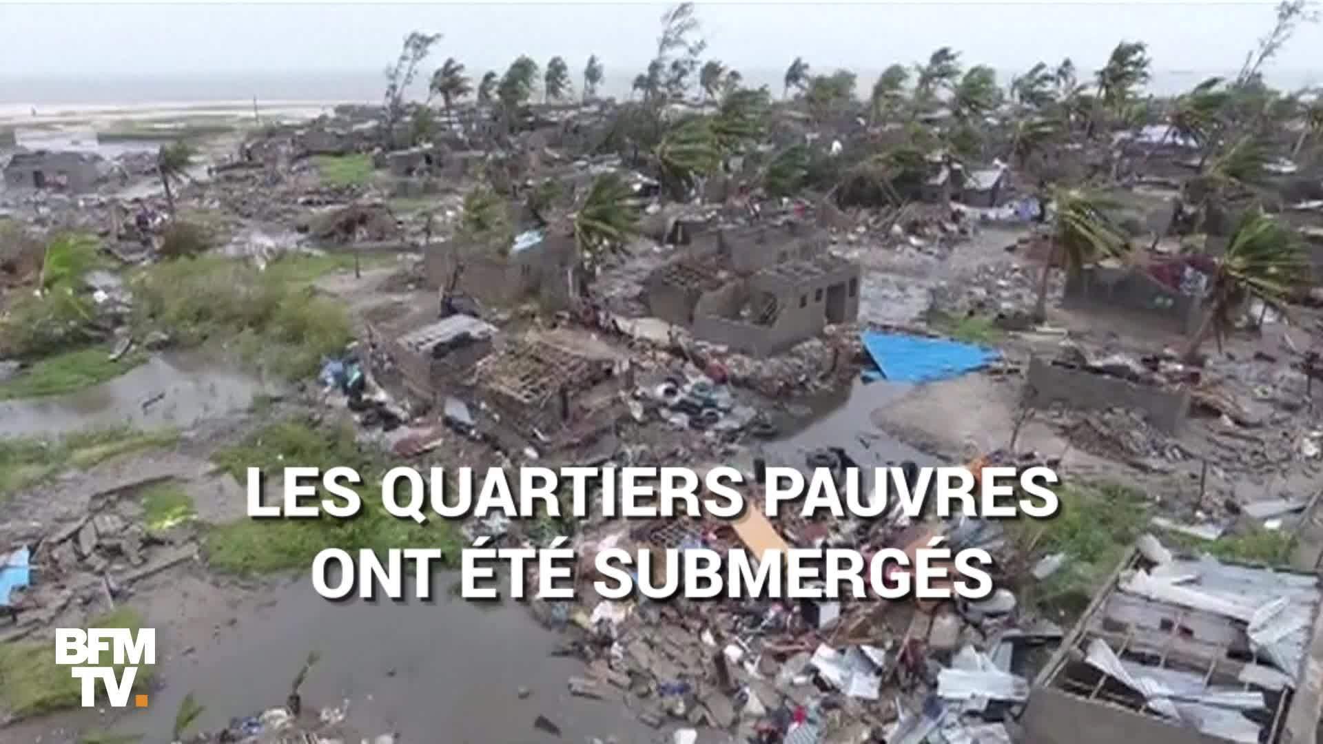 Cyclone au Mozambique et zimbabwe : Le bilan dépasse les 300 morts