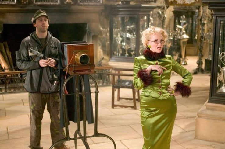 Rita Skeeter. Murray Close
