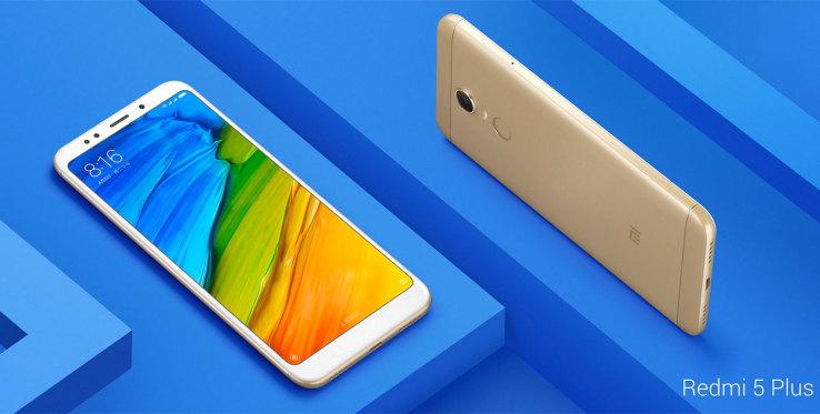 Le Xiaomi Redmi 5