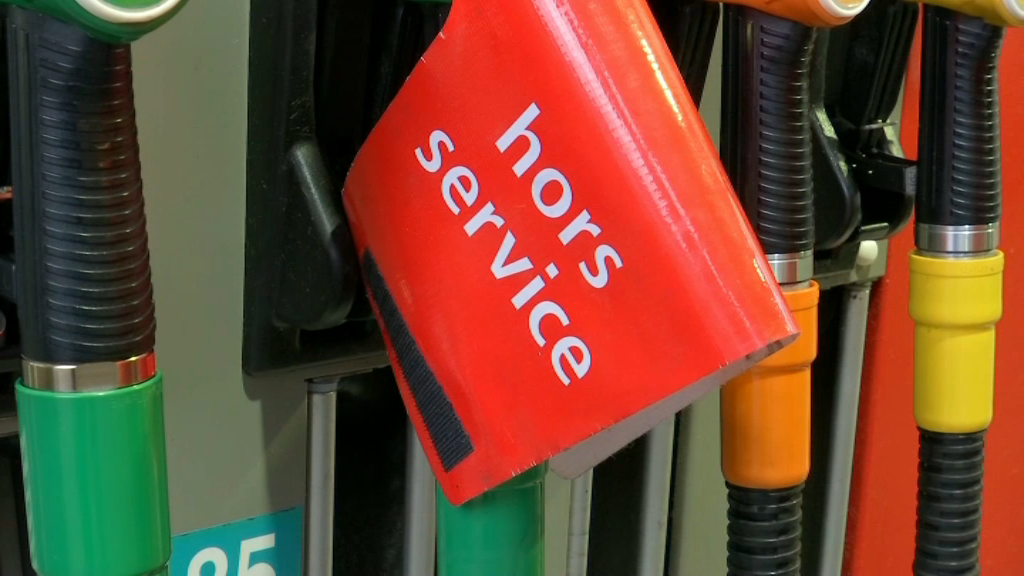 Les conducteurs de camions citernes de nouveau mobilisés — Carburants