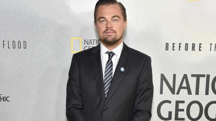 Leonardo Dicaprio à New York en octobre 2016