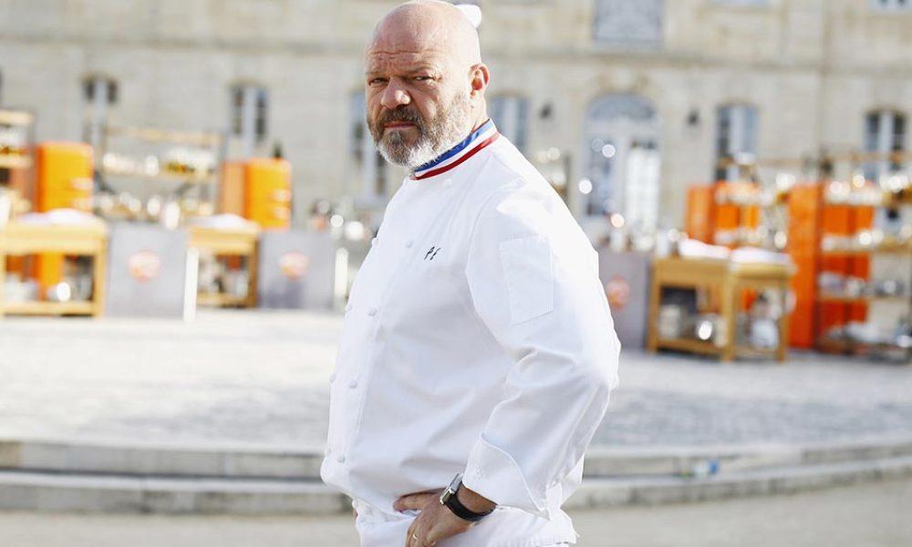 Le chef Philippe Etchebest aide les restaurateurs dans l'émission