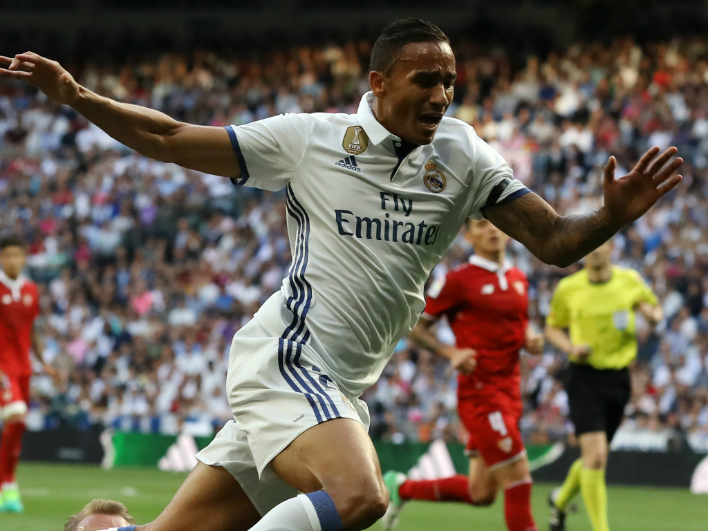 Danilo, accord trouvé avec Chelsea — Mercato Real Madrid