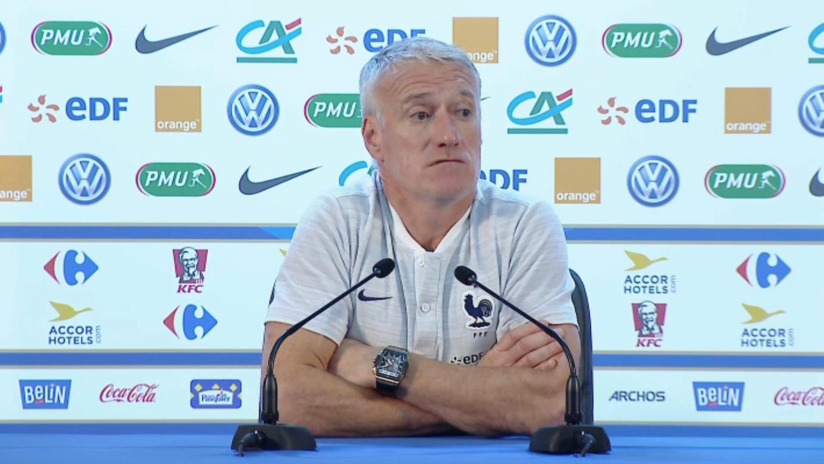 Tolisso titulaire face à l'Australie — France