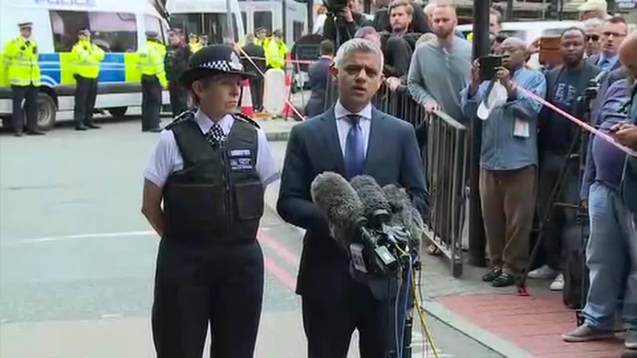 Les services de sécurité anglais dans la tourmente — Attentat de Londres