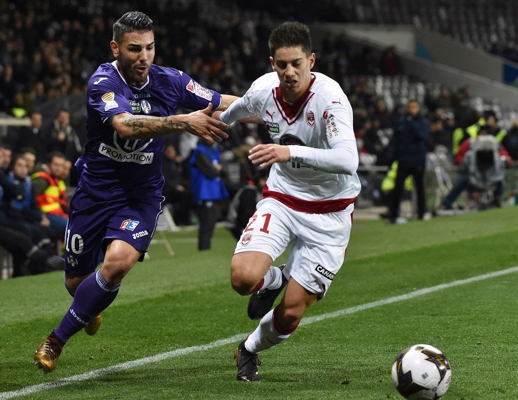 Coup dur pour Alexandre Mendy — Foot Europe Bordeaux
