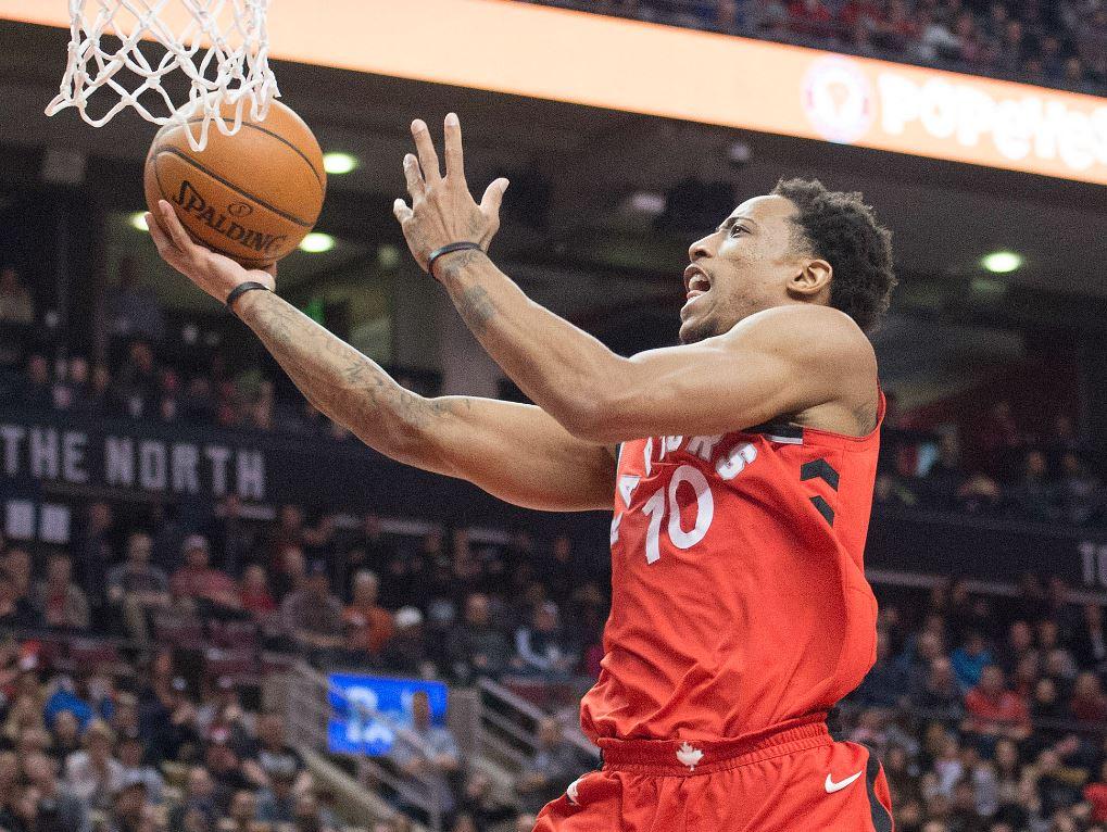 Toronto forte tête à l'Est — NBA