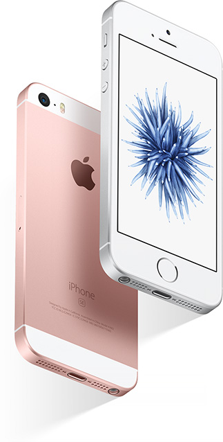 iPhone SE design
