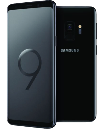 Visuel illustration Galaxy S9