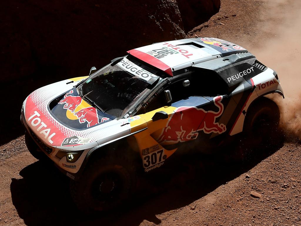Cyril Despres s'impose pour la première fois en auto sur le Dakar