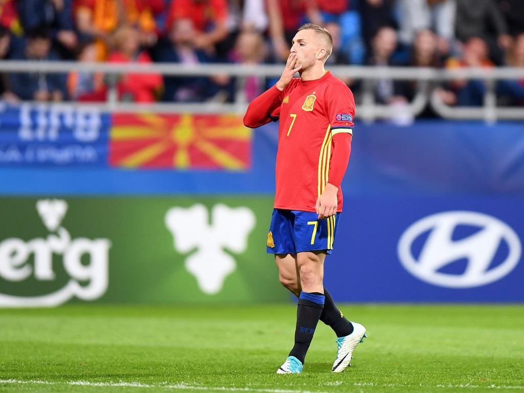 Gerard Deulofeu (Everton) de retour au FC Barcelone