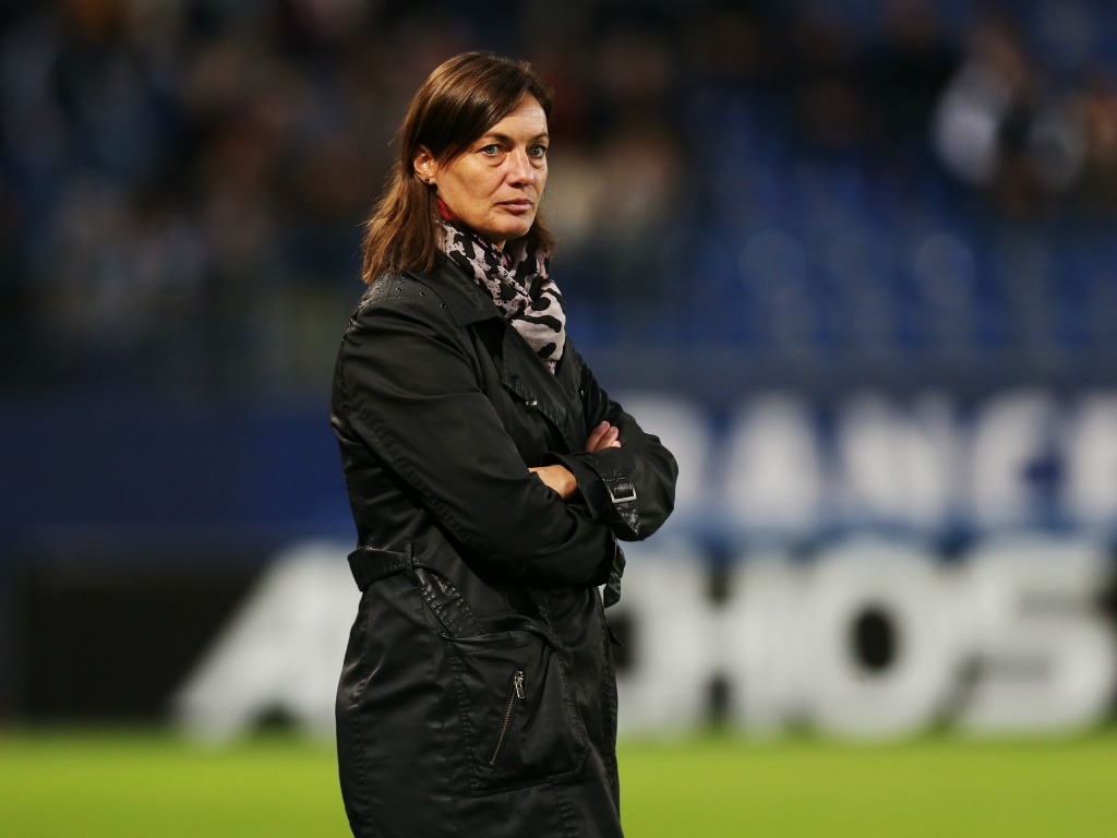 Football: à Caen, l'équipe de France féminine assure l'essentiel face au Chili