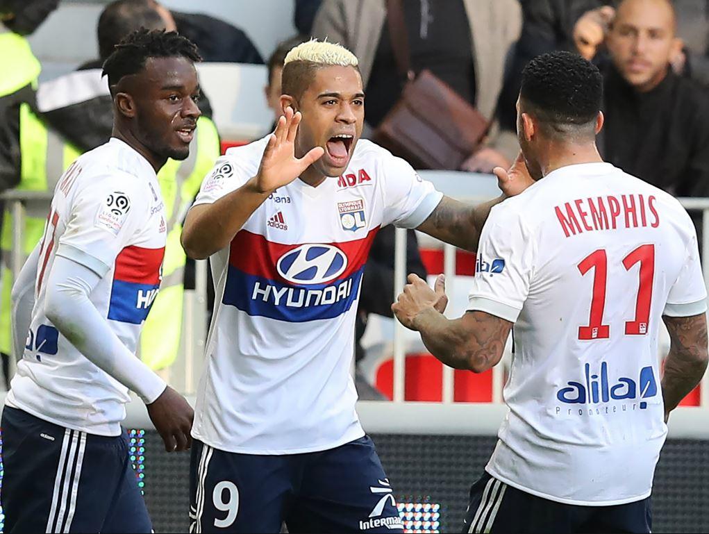Ligue 1 : Lyon dévore les Aiglons