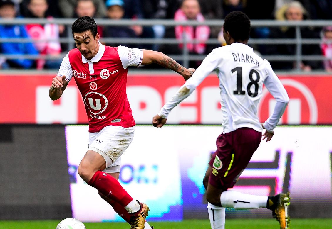 Reims éteint Lens et fonce vers la Ligue 1