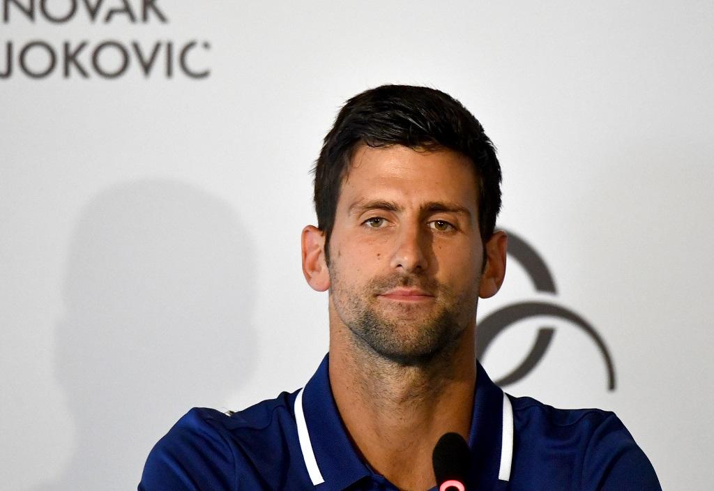 Novak Djokovic enchaîne les... forfaits