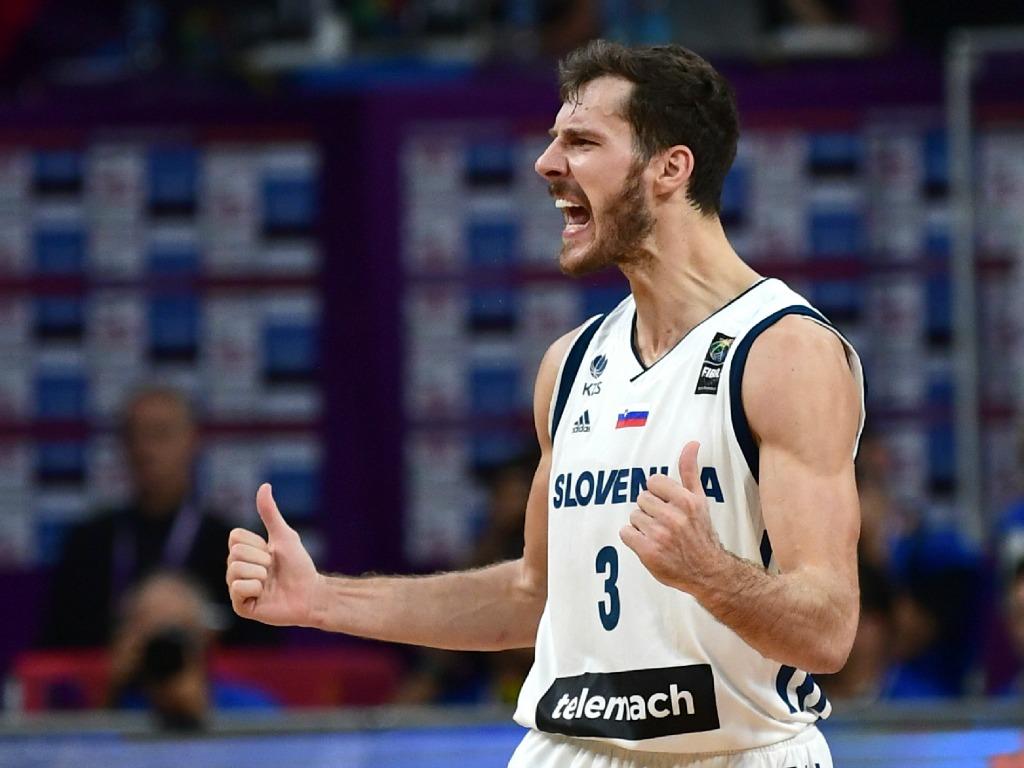 Euro: la Slovénie championne d'Europe pour la première fois