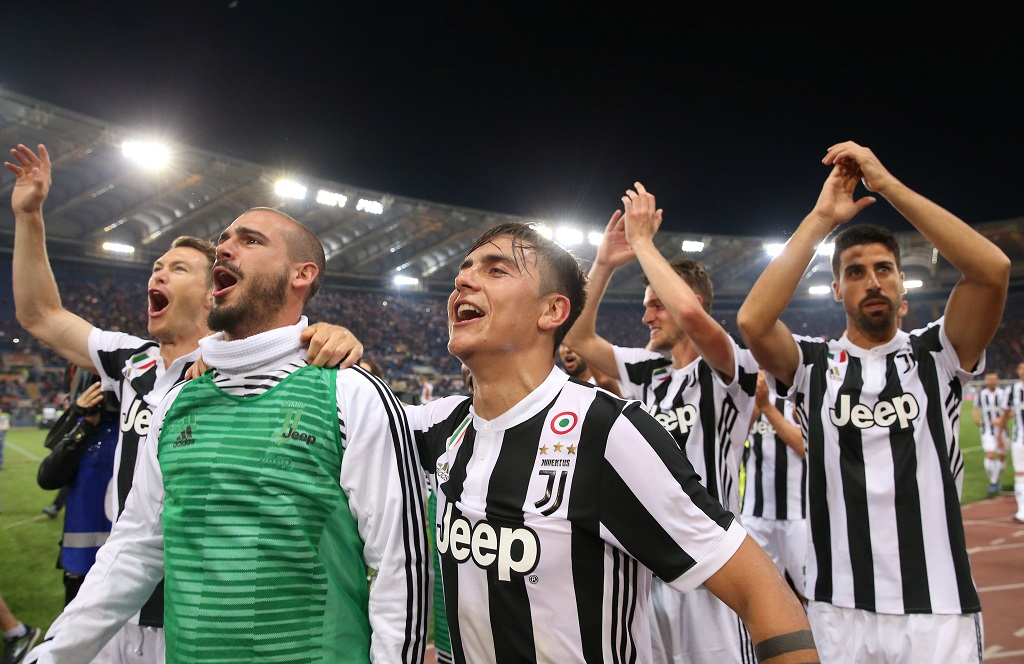 Foot - ITA - La Juventus remporte son 34e titre de champion d'Italie