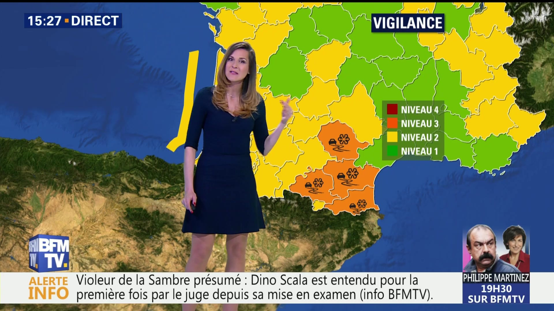 MÉTÉO FRANCE Quel temps dans le Gard, ce samedi 24 mars ?