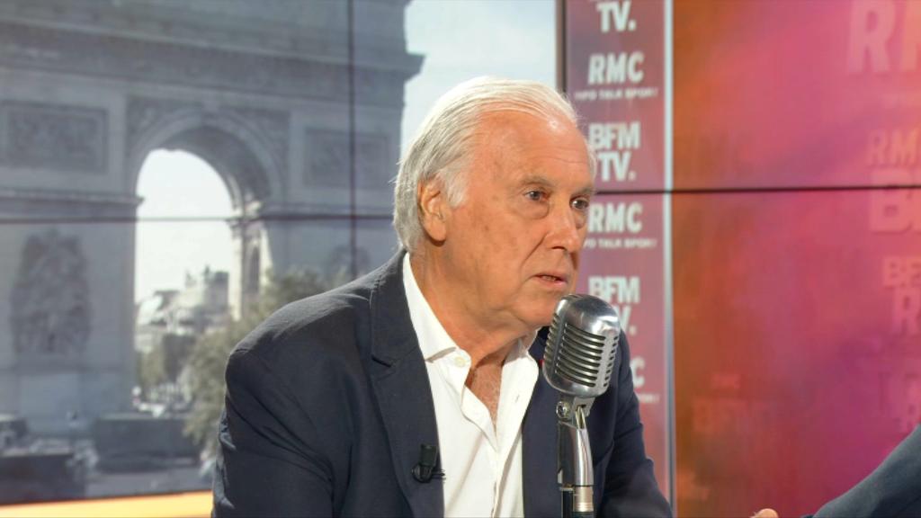 Jean-François Delfraissy est le président du Comité national d'éthique depuis 2016.