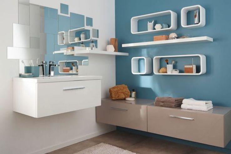 meuble salle de bain nida