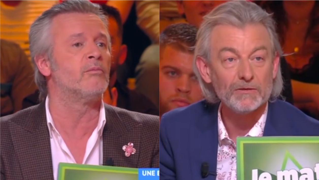 Jean-Michel Maire et Gilles Verdez