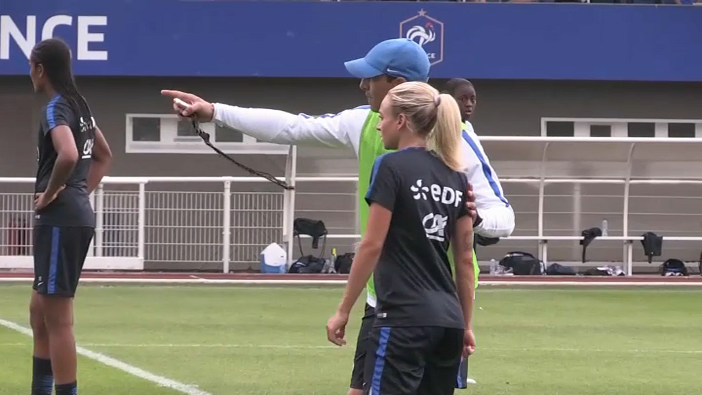 Euro féminin : France 4 diffuse un documentaire sur les Bleues