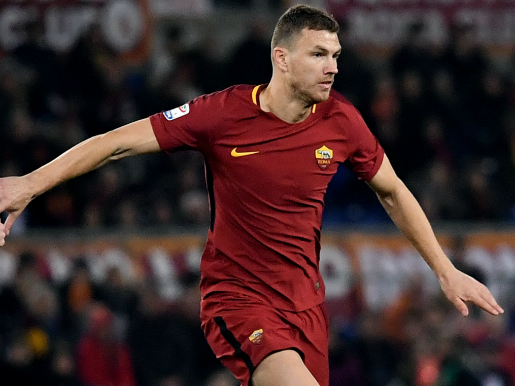 Dzeko et Emerson à Chelsea, une question d'heures — AS Rome