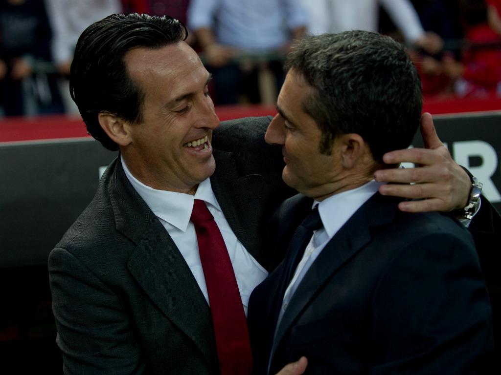 Ernesto Valverde succède à Luis Enrique sur le banc du Barça — Liga