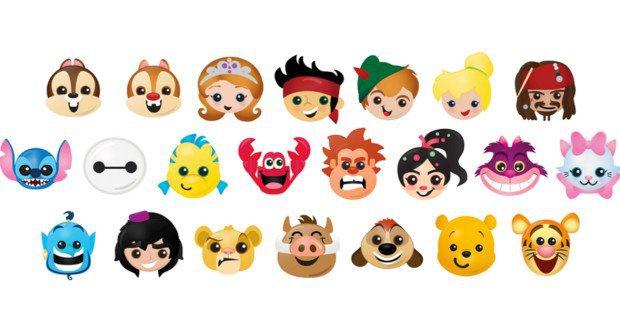 World Emoji Day Comment Obtenir Des Emoji Disney Sfr News
