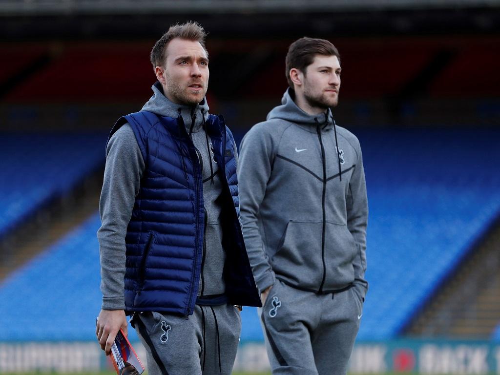 Tottenham prêt pour affronter la Juventus — Premier League