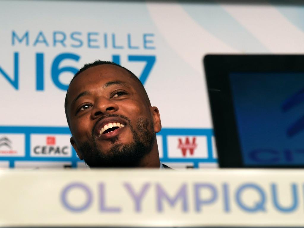 Patrice Evra arrive à Marseille — OM