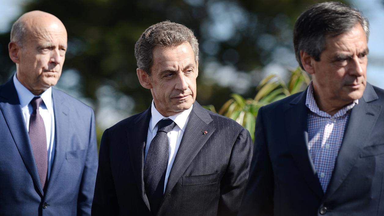 Primaire à droite : Nicolas Sarkozy scandalisé après une question sur Takieddine