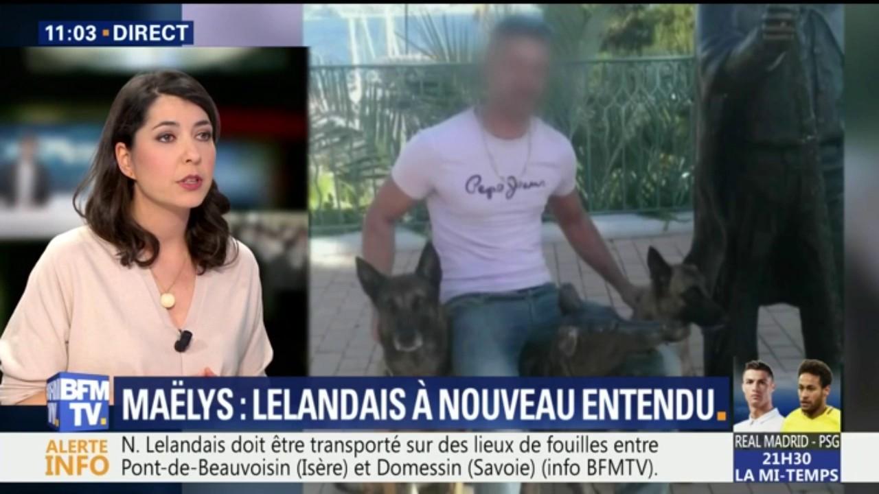 Affaire Maëlys : des psychiatres désignés pour expertiser Nordahl Lelandais
