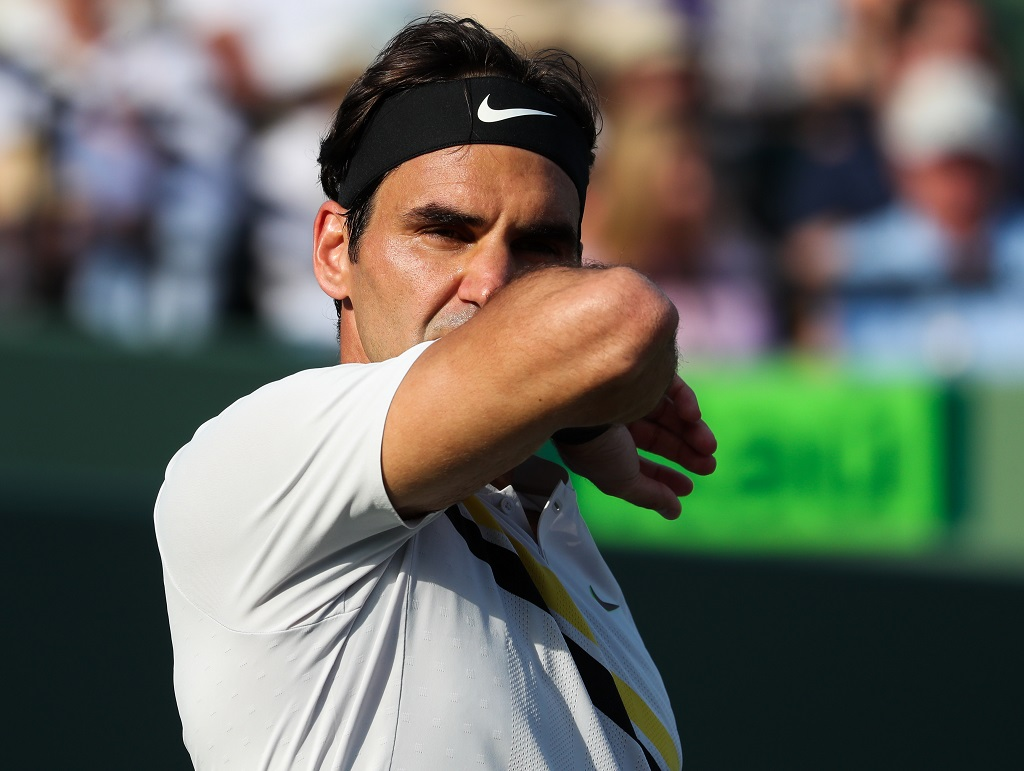 ATP Stuttgart : retour gagnant pour Federer