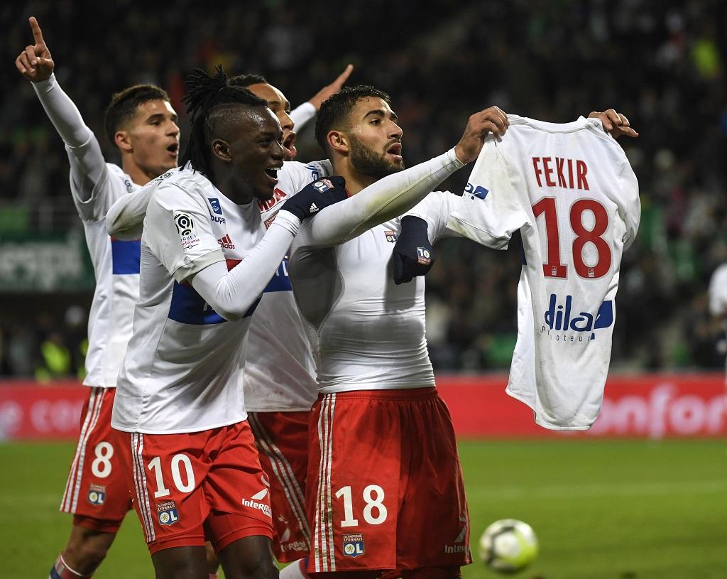 Fekir ne regrette pas sa célébration à la Messi — OL