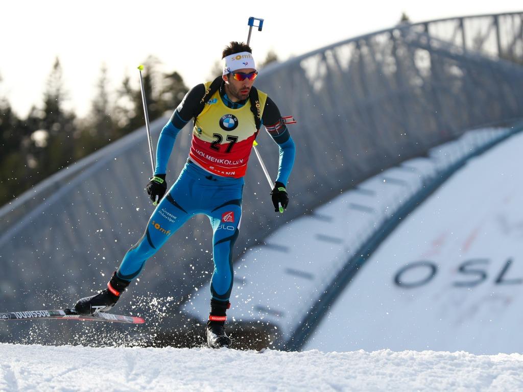 Martin Fourcade 2e du sprint d'Oslo, victoire de Boe — Biathlon