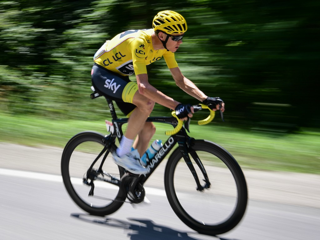 Tour de France: les coureurs sont partis pour les