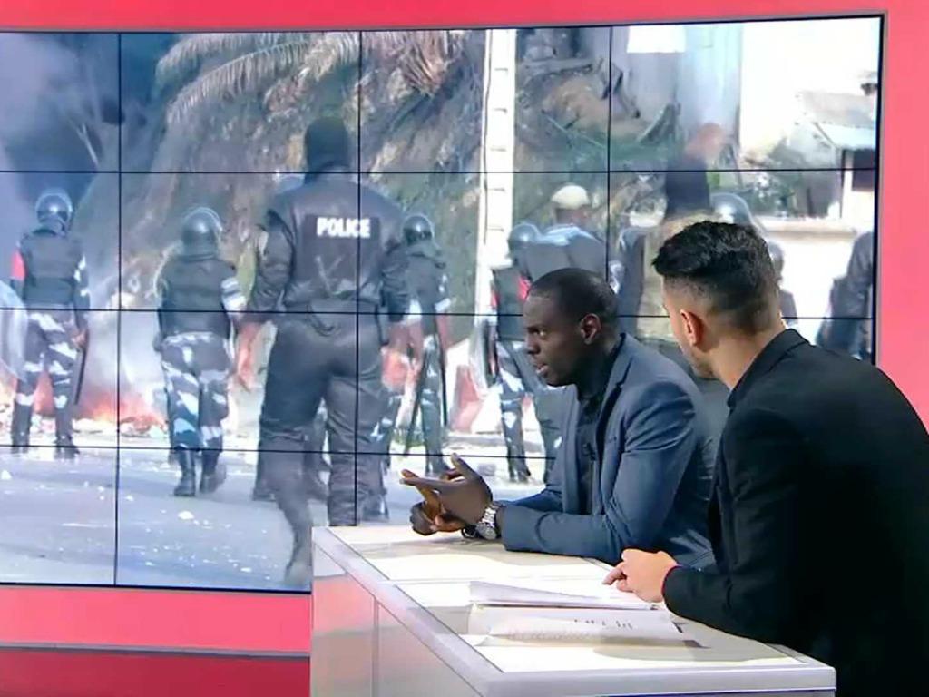 En video gabon menaces et sabotages 8 jours de la - Coupe d afrique en direct sur internet ...