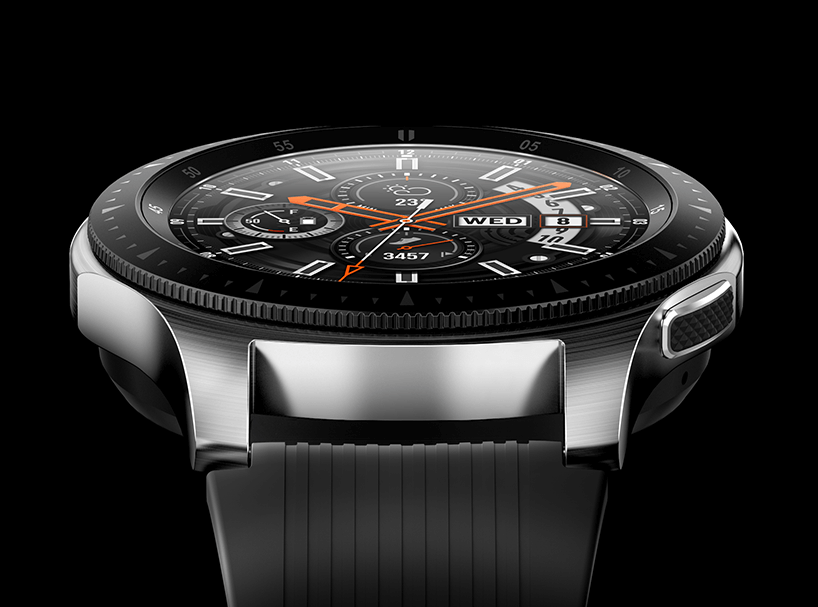 visuel Galaxy Watch