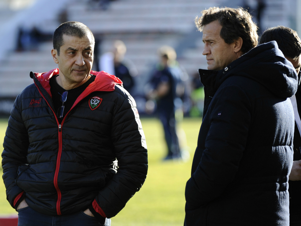 Le RC Toulon donne les pleins pouvoir à Fabien Galthié — Rugby