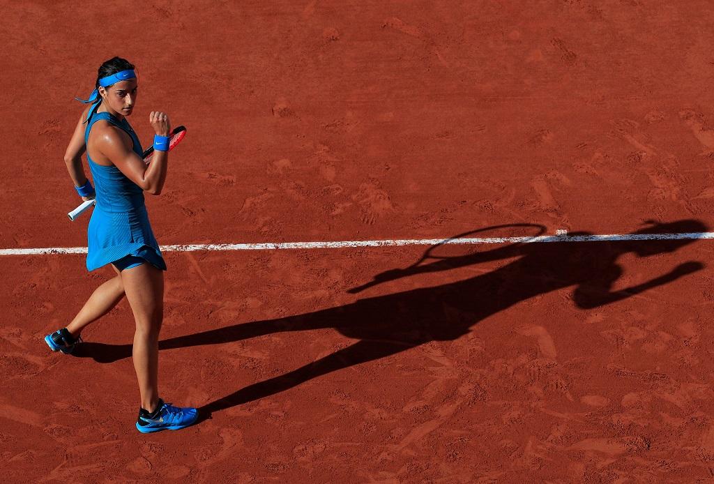 Roland-Garros: dernier espoir français, Caroline Garcia battue en huitièmes