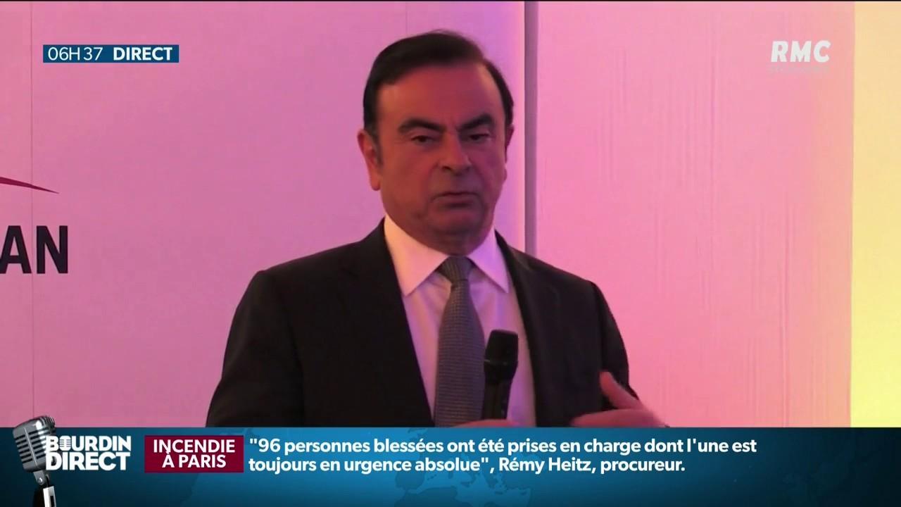 Carlos Ghosn : Renault s'interroge sur le financement de son mariage