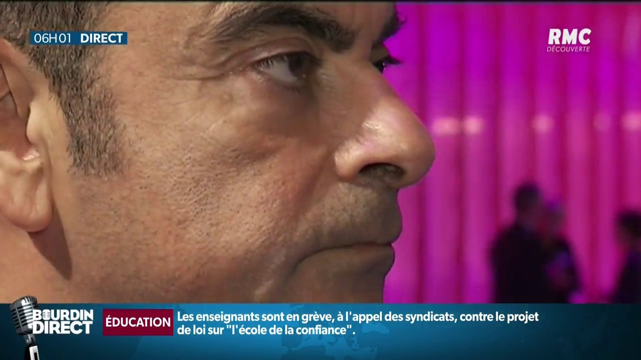 Carlos Ghosn de nouveau arrêté au Japon pour des soupçons de malversations financières